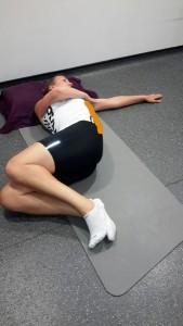 Lying Side Stretch